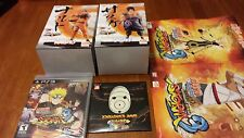 Naruto Shippuden: Ultimate Ninja Storm 3 Collector's Playstation 3 Brand New!