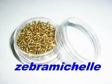 500pcs PCB Brass Rivets Electronic Prototype 1.5 x 3.0 mm Provide Tracking Numbe