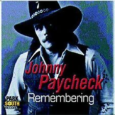 1 CENT CD Remembering - Johnny Paycheck