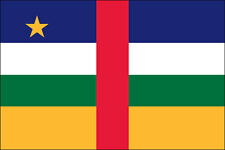 Central African Republic Flag 3x5 3 x 5 foot BRAND NEW