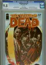 Walking Dead #27  (First Governor)   CGC 9.8  WP