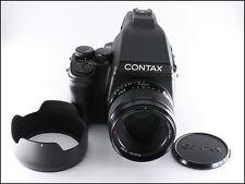Contax 645 + 80mm f/2 + Prism + Film Magazine Set MINT-