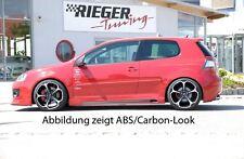 Rieger Seitenschweller mit Schacht und Ausschnitt VW Golf 5 GTI/ R32