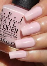 New! OPI Muppets *I LOVE APPLAUSE* Soft Baby Pink FRENCH Nail Polish Lacquer M77