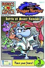 Phonics Comics: Hiro Dragon Warrior - Battle at Mount Kamado (Phonics Comics: Le