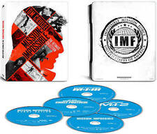 Mission: Impossible - The Ultimate Collection (Blu-ray Disc, 2015, STEELBOOK