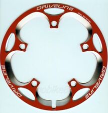 gobike88 Driveline red chainring guard 50T, BCD 130mm 100g, special offer, 344