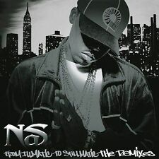 From Illmatic to Stillmatic: This Is Remix Nas Audio CD