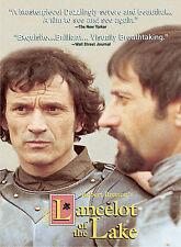 Lancelot of the Lake DVD RARE OOP! Robert Bresson. Luc Simon (Actor), Laura Duke