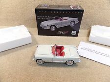 New 2003 1:24 Scale Diecast 1953 Corvette 50th Anniversary WIX Filters