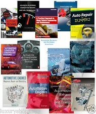 Over 150 Automotive ebooks (PDF-eBook) - Free Shipping
