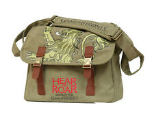 Officially Licensed HBO Game of Thrones Messenger Bag Lannister