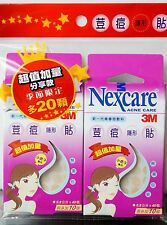2X 3M Nexcare Blemish Acne CARE DRESSING PIMPLE STICKERS PATCH SMALL 100PCS