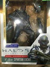 McFarlane Halo 5 Guardians Spartan Locke Unhelmeted No Helmet Exclusive 25cm
