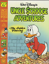 Gladstone Walt Disney comics Uncle Scrooge Adventures #12 by Carl Barks