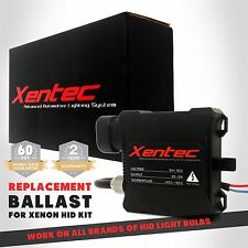1x XENTEC Xenon HID Kit 's Replacement Ballast H1 H3 H4 H7 H10 H11 H13 9006 9007