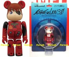 Be@rbrick EVA 2012 WF 100% Evangelion 3.0 Asuka You can (not) Redo Bearbrick