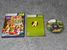 Kinect Adventures  (Xbox 360, 2010) COMPLETE MINT CONDITION