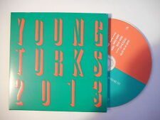 YOUNG TURKS 2013 : LOST SCRIPTS - I'LL BE WATCHING YOU [CD ALBUM PROMO + IMAGES]