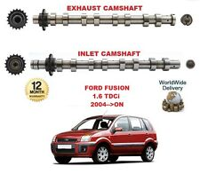FOR FORD FUSION 1.6 TDCi 2004-- ON NEW INLET & EXHAUST ENGINE CAMSHAFT