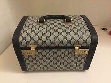 Gucci Purse Bag Train Case Makeup Case Bag