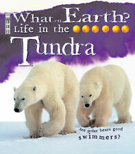 Life in the Tundra (What on Earth), Penny Clarke
