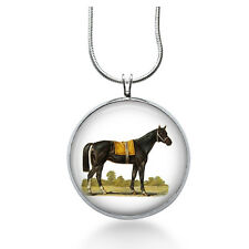 Horse Necklace, Animal Pendant, equestrian,gifts for women,jewelry, necklace
