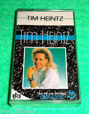 PHILIPPINES:TIM HEINTZ - Tim Heintz,TAPE,Cassette,RARE,Smooth Jazz,Instrumental