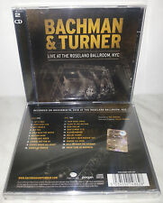 2 BACHMAN & TURNER ‎- LIVE AT ROSELAND BALLROOM, NYC - NUOVO NEW