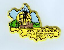 10 West Midlands Magnets Black Country Gifts Party Bag Filler