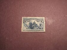 US Stamp Scott# 230 Columbus in Sight of Land  MNH 1893 C65