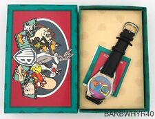 Marvin the Martian Sub Dial Fossil Character Watch for Warner Brothers in Box