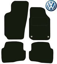 Deluxe Quality Car Mats for Vw Polo 02-04 ** Tailored for Perfect fit ;) **