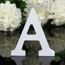 1X Wooden Word Personalised Letters Name Plaque Wall Door Art Sign Novelty