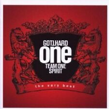 GOTTHARD - ONE TEAM ONE SPIRIT 2 CD 36 TRACKS CLASSIC ROCK NEU