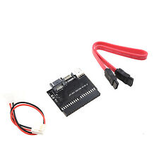 IDE to SATA or SATA to IDE Adapter Hard Drive Adapter Bi-Directional N3