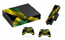 Jamaica Sticker/Skin xbox one Console,Kinect & Remote controllers, x1sk5