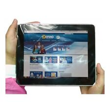 "Defend Tablet Ipad Barrier Film Sleeves 8"" x 11 ½"" Fit All Tablets 100 sleeves"
