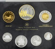 2013 100th Anniversary of the Canadian Arctic Expedition Fine Silver Proof Set