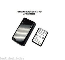Mugen Power 4800mah Extended Battery For Motorola Atrix MB860