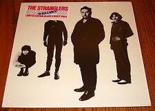 THE STRANGLERS BLACK AND WHITE LIMITED EDITION BLACK & WHITE VINYL IN SHRINK