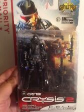 CRYSIS 2 C.E.L.L. ASSAULT UNIT ULTRA RARE HTF EA CRYTEK MOC FROM UNIMAX