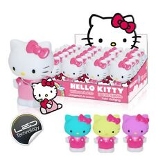 HELLO KITTY MINI LED NIGHT LIGHT BODY 10 cm COLOUR CHANGING KIDS GIRLS BABY TOY