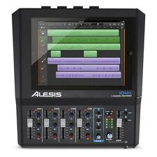 Alesis iO Mix 4-Channel Multi-Touch Color Audio Interface Mixer for iOS Device