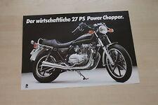 165767) Kawasaki Z 440 LTD Prospekt 198?
