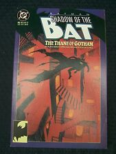 1993 DC Batman #10 The Thane of Gotham