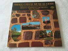PRAGUE SYMPHONY ORCHESTRA  Small Czech Musical Gems  Vinyl-LP