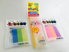 Plastic Clay Oyumaru Reusable Making Kit 3pcs Made in Japan F/S