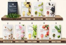 16 kinds!!!! SHIP FROM US Innisfree It's Real Facial Mask Sheet 16 sheets