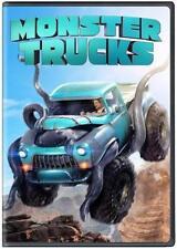 Monster Trucks (DVD 2016) NEW* Family, Animation* PRE-ORDER SHIPS ON  04/11/17